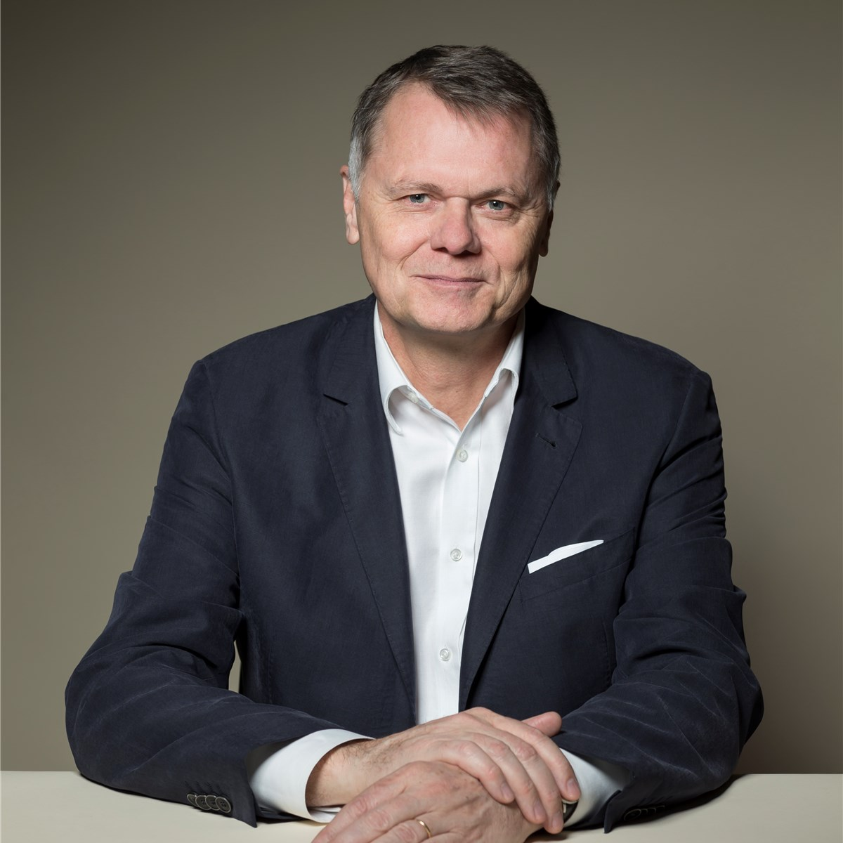 Andreas Krebs, Chairman